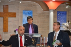 Spoken at The Association of Latin American Evangelical Ministers of Chicago