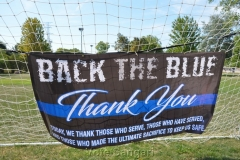 Support the Blue Rally - August 22,20