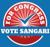 Vote Sangari Logo